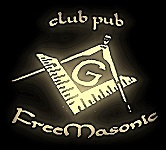 Freemasonic Club Pub Logo